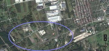 przemysłowa/budowlana ok. Gillette- 1.2 ha
