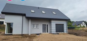 Dom wolnostojący, kiełpino - 6 pokoi