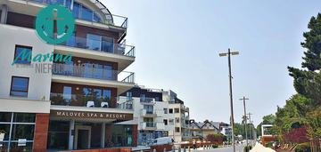 Nadmorski apartament bezposrednio przy plaży