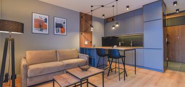 Studio, klima + balkon, ul. cieślewskiego, quattro