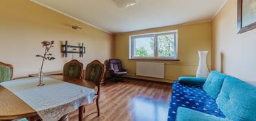 Mieszkanie 2 pokojowe z ogrodem w rajkowie