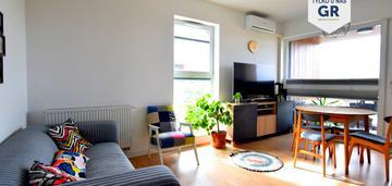 3 pokoje - nowoczesne mieszkanie