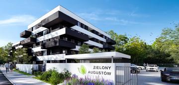 Mieszkanie w inwestycji: Zielony Augustów