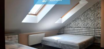 Wyjątkowe 2-poziomowe mieszkanie /garderoba /garaż