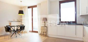Słoneczne nowoczesne mieszkanie 2 - pokojowe