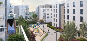 Mieszkanie w inwestycji: Ostoja
