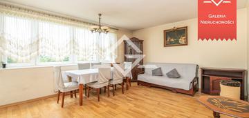 Zaspa / 3 pokoje / piwnica / balkon /