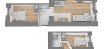 Mieszkanie w stanie deweloperskim