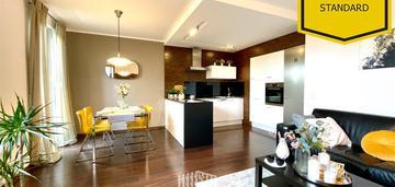 Piękne mieszkanie z dużym tarasem wysoki standard