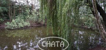 * dom / leśniczówka blisko centrum wrocławia w dzi