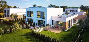 Mieszkanie z dużym ogrodem pod warszawą
