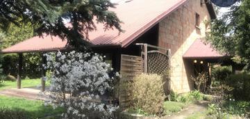 Dom z klimatem w grodzisku z działką 2000 m2