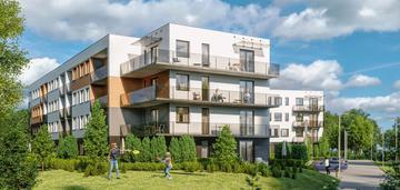 Mieszkanie w inwestycji: Kameralna Olszówka