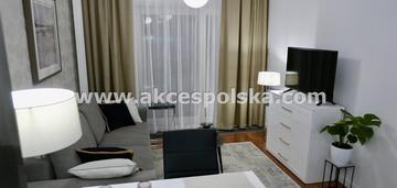 Bliska Wola Centrum umeblowany apartament 2 pokoje