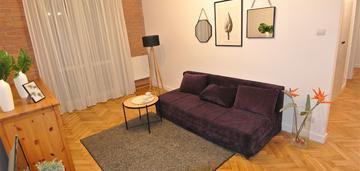 2 pok. 50 m2, centrum, jana pawła ii