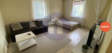 Mieszkanie ok 70 m2 + domek dla gości