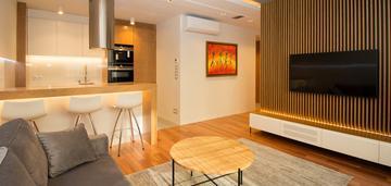 Stylowy apartament na wynajem - zamoyskiego