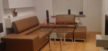 Dwupokojowe w apartamentowcu na saskiej kępie
