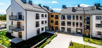 4 pokoje, warszewo, pierwotny, ogród, 2022!