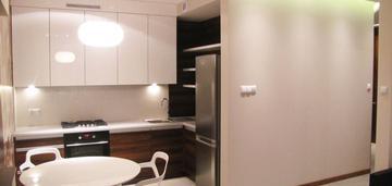 Mieszkanie w pełni umeblowane salon + sypialnia