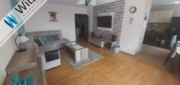 Przestronne 4 pokoje, 81 m2 z widną kuchnią