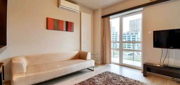 Apartament 2 pok, 35,77m2, wola, platinum towers