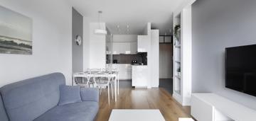 Apartament dla firm; 2 pokoje balkon garaż obc