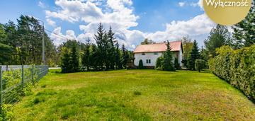 Dom z dużą działką józefów, ul. wiązowska