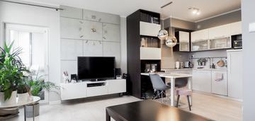Nowoczesne mieszkanie 47m2+balkon/m.post/bronowice
