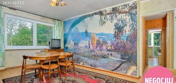 3 pokojowe mieszkanie z balkonem - 56,8 m2
