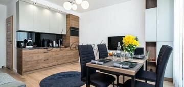 Nowoczesne 2-pokojowe mieszkanie na woli