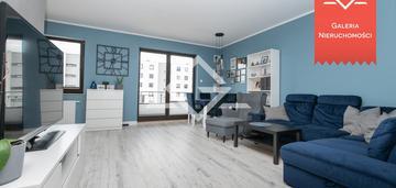 3 pokoje/ balkon/ m.post/ przestronne/ słoneczne