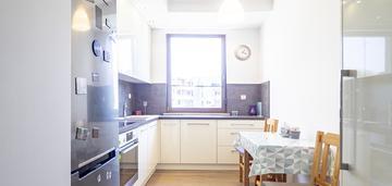 Mieszkanie 2-pok.| balkon| rozkład| skrzydlata
