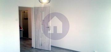 Wyremontowane mieszkanie w bloku 4-ro piętrowym