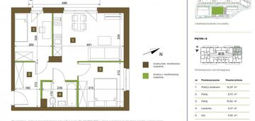 Sprzedam tanio 3 pokoje 57 m2 na białołęce