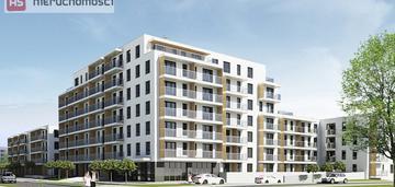 Nowe mieszkanie: 2 pokoje z balkonem.