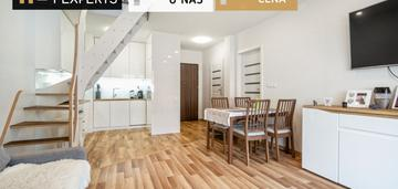Nowe budownictwo, hala garażowa, 3 pokoje
