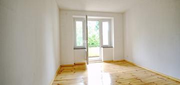 Nad odrą/3 pokoje/balkon/kamienica