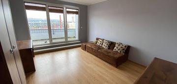 Mieszkanie 51 m2 garbary centrum z balkonem