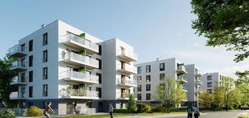 Mieszkanie w inwestycji: Marinus