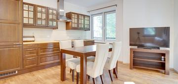 Elegancki apartament na wąwozowej