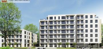 Nowe mieszkanie: kawalerka z balkonem. ii piętro.