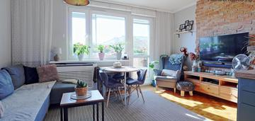 Komfortowe 3 pokoje z balkonem, blisko lasu