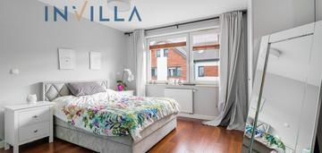 Mieszkanie - namiastka domu z ogrodem 400 m²