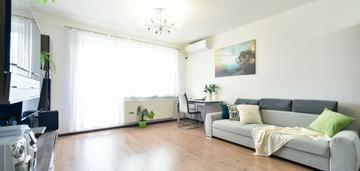 Wyjątkowe i przestronne mieszkanie - duży balkon