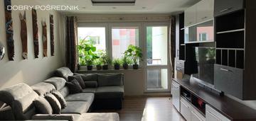 3 pokoje/balkon/osobne wc/po generalnym remoncie