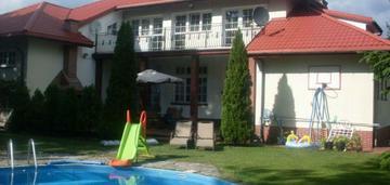 Dom z basenem - warszawa - radość