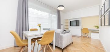 Dwupokojowe mieszkanie w wysokim standardzie