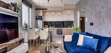 Nowe wyposażone mieszkanie z wyjątkowym widokiem