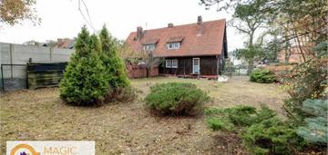 dom bliźniak - gdynia cisowa z pięknym ogrodem